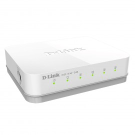 Switch D-Link GO-SW-5G - 5p 1Gbps - C42