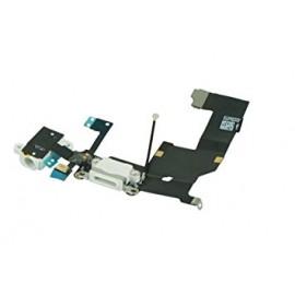 Nappe Dock de charge + Jack iPhone 5 Noir - C34