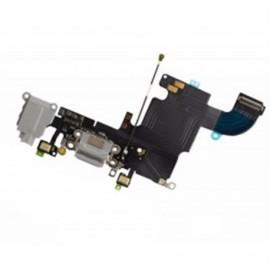 Nappe Dock de charge + Jack iPhone 6S Blanc - C90