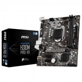 s1151 - MSI H310M PRO - VD - C20