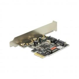 Carte PCI-E vers 2xSATA - C20