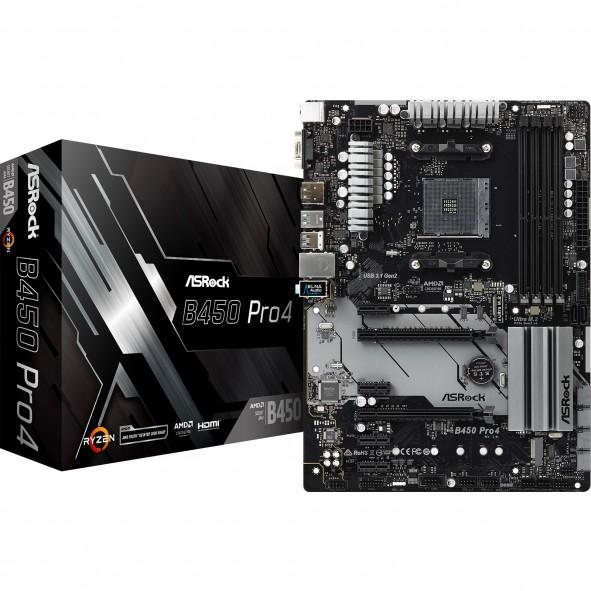 AM4 - MSI B450-A Pro - C2