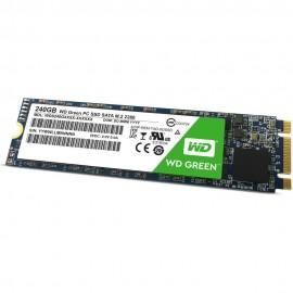 2.5 - SSD 240Go WesternDigital Green - C20