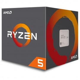 AMD Ryzen 5 2400G - 3.6Ghz - C4