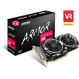 GeForce GTX1050 OC MSI AERO 2Go - C20