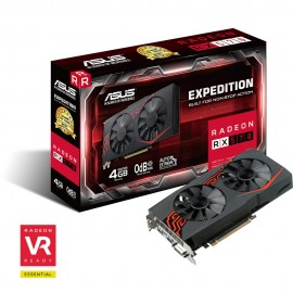 Radeon RX570 OC MSI ARMOR 8Go - C4