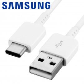 Câble USB v3.1 type C - 1m (Nylon tressé)