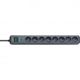 Multiprises Infosec S6 Black Line II - 6P - C2