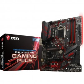 s1151 - MSI MPG Z390 Gaming Plus (8et9gen) - C42