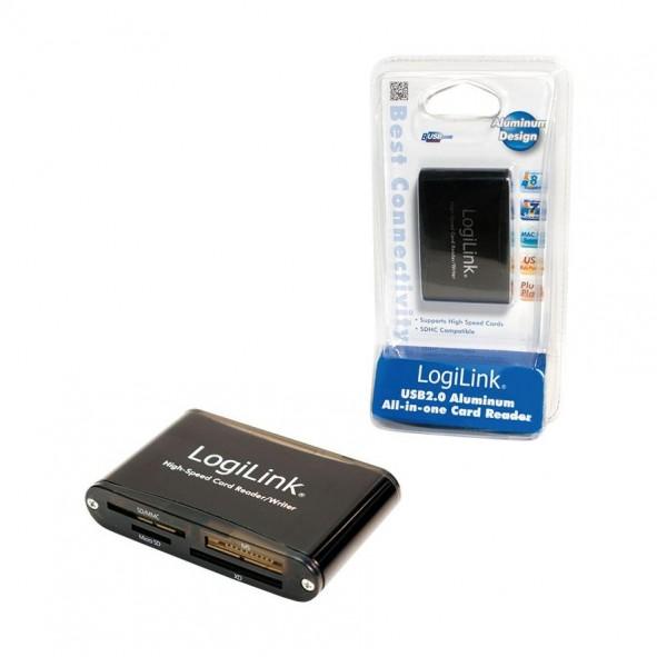 Lecteur de carte externe USB Nano
