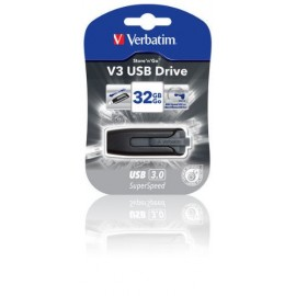 32Go Verbatim PinStripe USB2.0 - C1