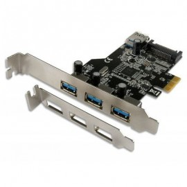 Carte PCI-E vers 2 x USB3.0 (NEC)