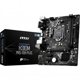 s1151 - MSI H310M PRO - VD (8gen) - C20