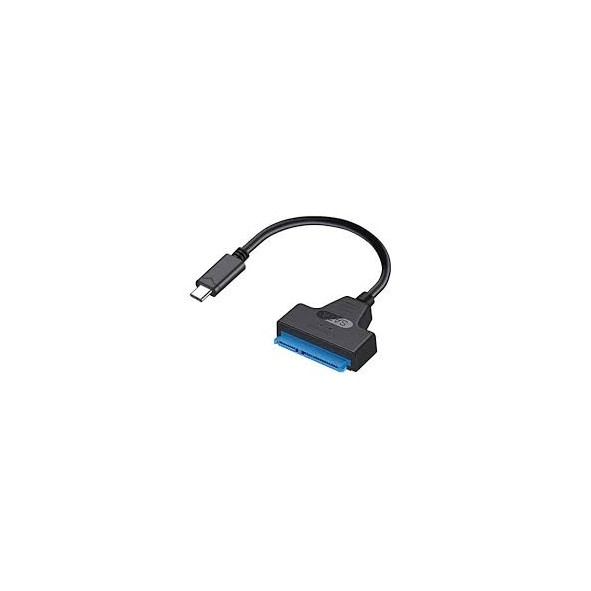 "Adaptateur USB 3.0 / SATA 2.5"" SSD-HDD auto-alimenté"