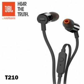 Ecouteur JBL TUNE 210 (Noir) - C42