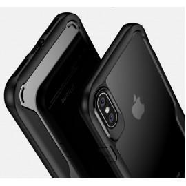 Coque iPhone XS Max / XR transparente renforcé