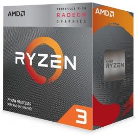 AMD Ryzen 3 2200G - 3.5Ghz - C4
