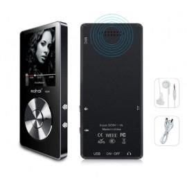 Mahdi - Lecteur MP3 Noir - 8Go - C70