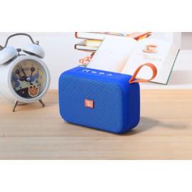 Enceinte Bluetooth T&G avec USB - Bleu