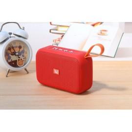Enceinte Bluetooth T&G avec USB - Rouge
