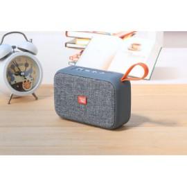 Enceinte Bluetooth T&G avec USB - Gris