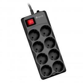 Multiprises X6 avec interrupteur - C20
