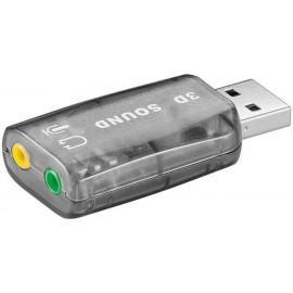 USB - LOGILINK 5.1- C20