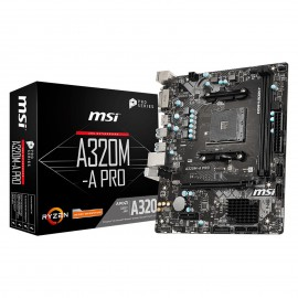 AM4 - MSI A320M PRO-VH PLUS - C2