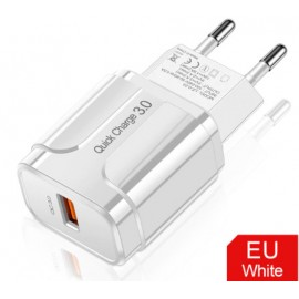 Chargeur Quick Charge 3.0 - 15W
