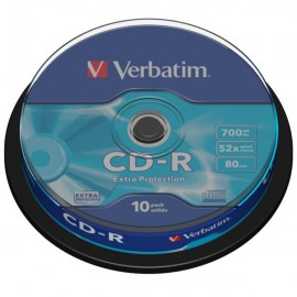CD+R Verbatim x 10