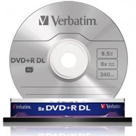 DVD+R DL Verbatim x 10