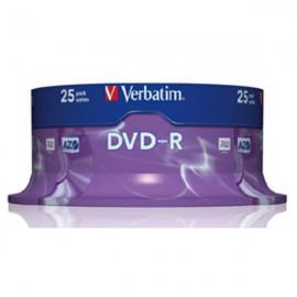 DVD-R Verbatim x 25