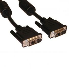 Câble DVI PC/Moniteur - 1.8m