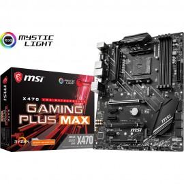 AM4 - MSI X470 Gaming Plus Max - C2