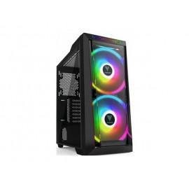 Gamdias Argus E3 RGB avec vitre (Noir) - C42