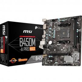 AM4 - MSI B450M Pro-VDH MAX - C2