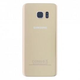Vitre arrière Samsung S6 Blanc - C90