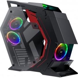 Xigmatek Perseus RGB avec panneau vitré (Noir) - C42