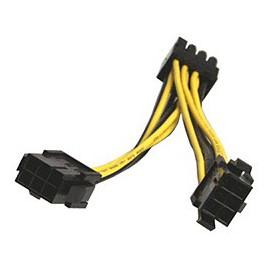 Câble alim PCI Express 6Pins