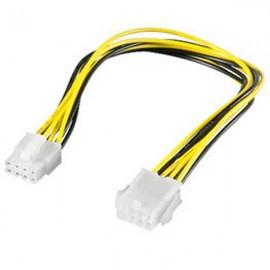 Adapt. PCI-E 2x6Pins vers 8Pins