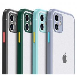 Coque Luxe antichoc Translucide Mat - iPhone 7/8