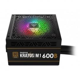 Gamdias Kratos M1-750 RGB - 750W - C42