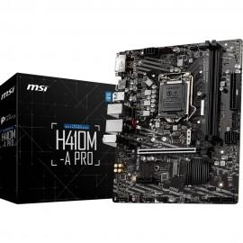 s1200 - MSI H410M-A Pro (10gen) - C42