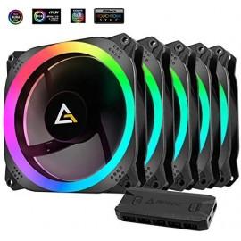 3 x Xigmatek Galaxy II Elite RGB - C42