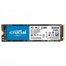 M.2 (2280) SSD 500Go WesternDigital Blue - C42