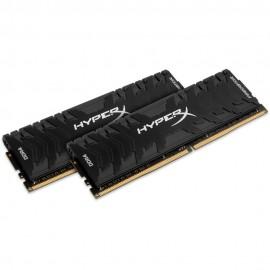 DDR3 Kingston HyperX Beast 2x4Go 1600Mhz C9 - F6