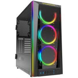 Gamdias Talos M1B RGB avec vitre (Noir) - C42
