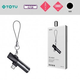 Adaptateur USB Type C vers Audio Jack 3.5mm