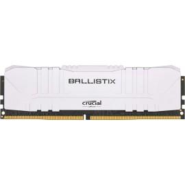 DDR4 Crucial Ballistix White 8Go 3200MHz - C16 / F2