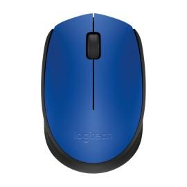 Logitech M171 Wireless Mouse rouge - C6